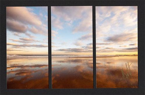 WT22 Sweeping Sky Triptych
