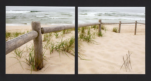 WD19 Sandscape Diptych
