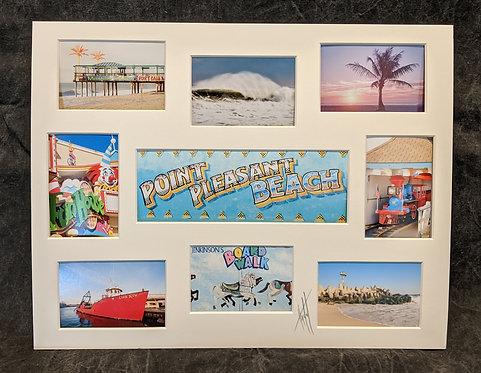 11X14 Point Pleasant Beach Collage