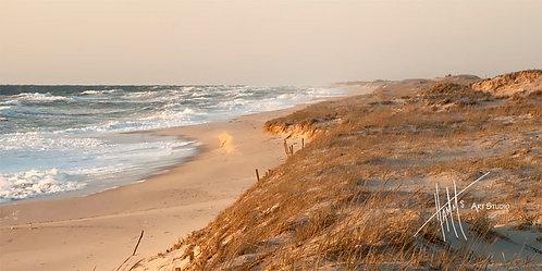 W51P Morning on Island Beach