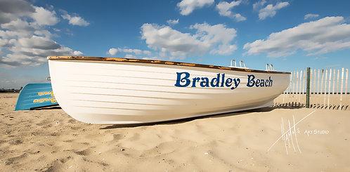 W55P Bradley Beach Boat