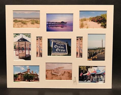Ocean Grove 11X14 Collage
