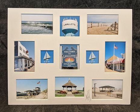 Lavallette 11X14 Collage