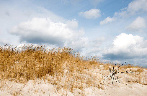 W9F Dunes Clouds