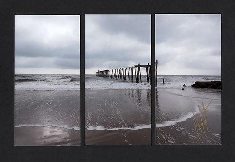 WT49 59th Street Pier Triptych