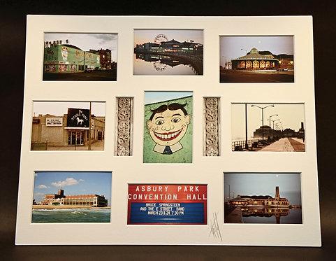 Asbury Park 11X14 Color Collage