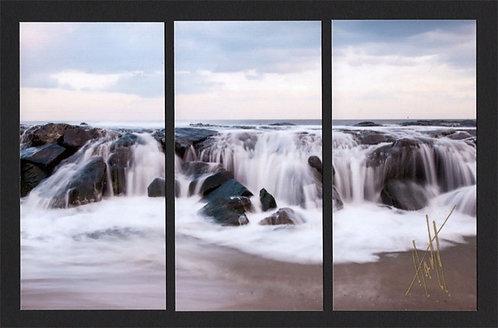 WT58 Jetty Falls Triptych