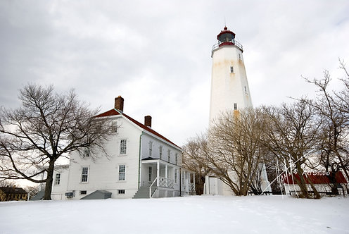 A27F Sandy Hook Lighthouse