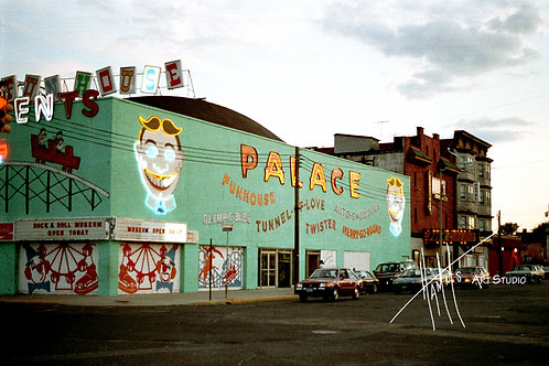 A19F The Palace Amusements, Asbury Park