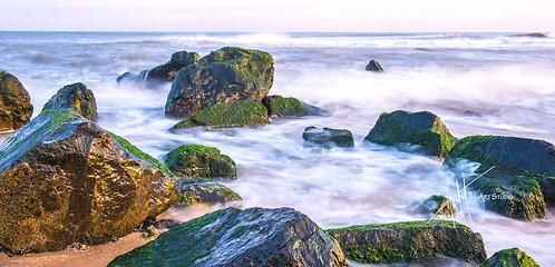W7P Evening Rocks