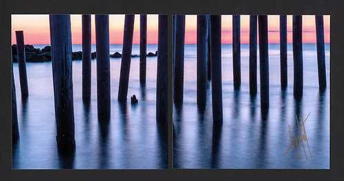 WD54 Time Lapse Diptych