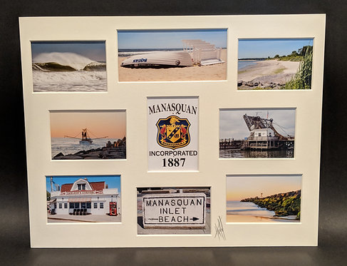 Manasquan 11X14 Collage