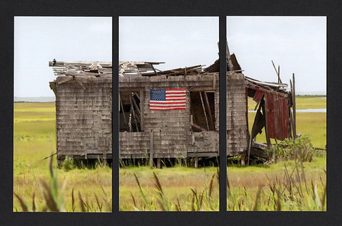 The Shack, LBI triptych