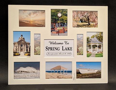 11X14 Spring Lake Collage