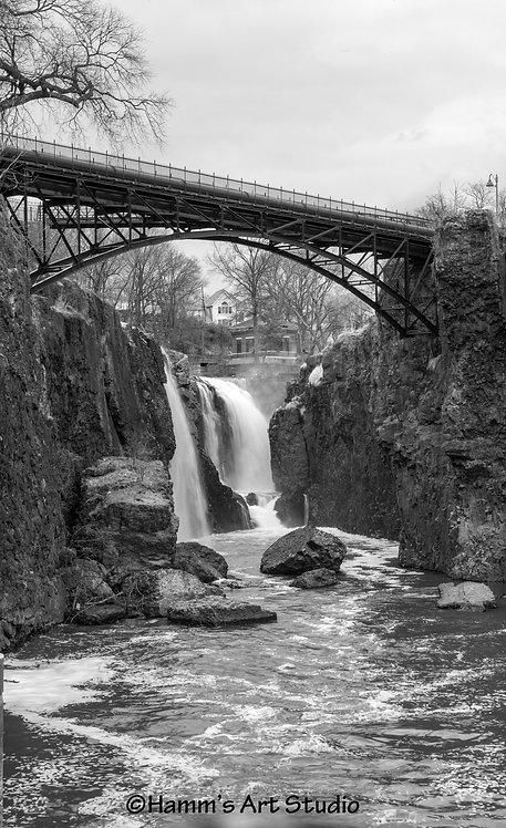 W43F Waterfall, Paterson Great Falls