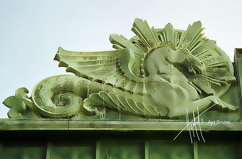 A11F Copper Horse, Convention Hall, Asbury Park, NJ