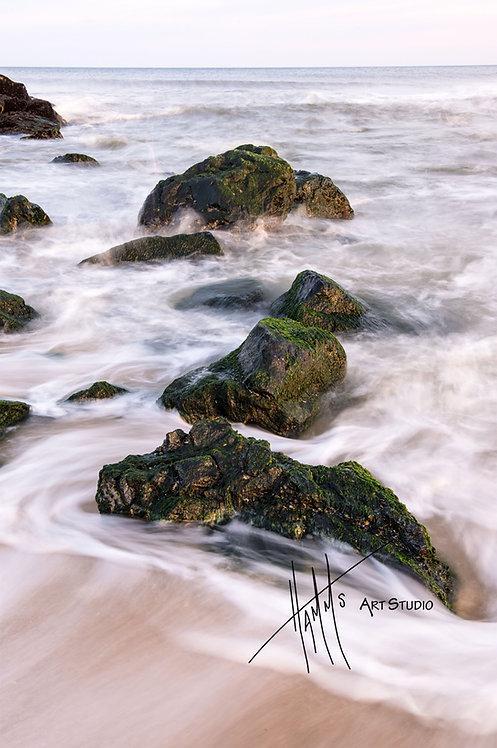 W27F Water Around Rocks