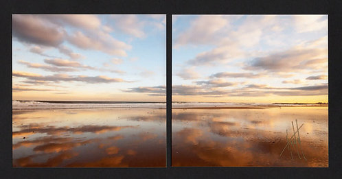 WD22 Sweeping Sky Diptych