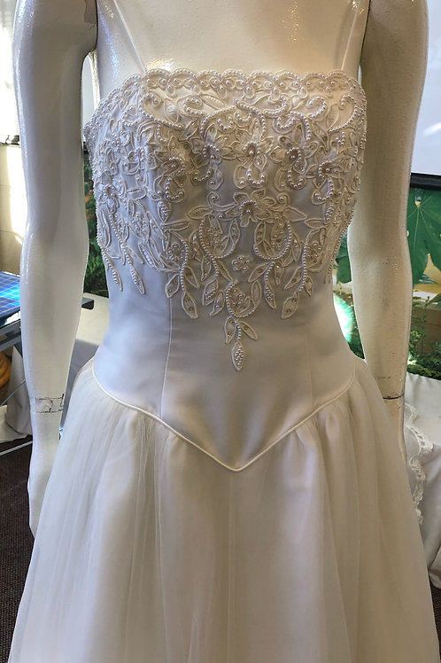 Michael Angelo Bridal Gown
