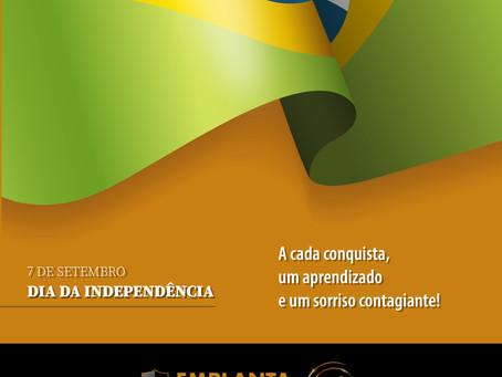 7 de setembro - Dia da Independência 🇧🇷