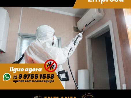 Reabra com segurança - Sanitize sua Empresa 🚫🦠