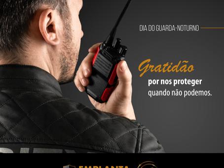 19 de outubro - Dia do Guarda-noturno