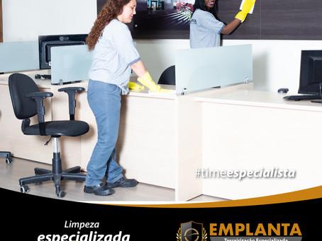 Limpeza Especializada para Condomínios Residenciais e Empresariais