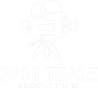 Sam teale logo White.png