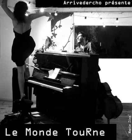 Le Monde TouRne