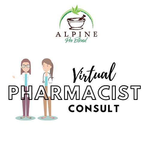 Virtual Pharmacist Consult