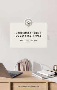 How to Use + Understanding Logo File Types (PNG, JPEG, EPS, PDF)