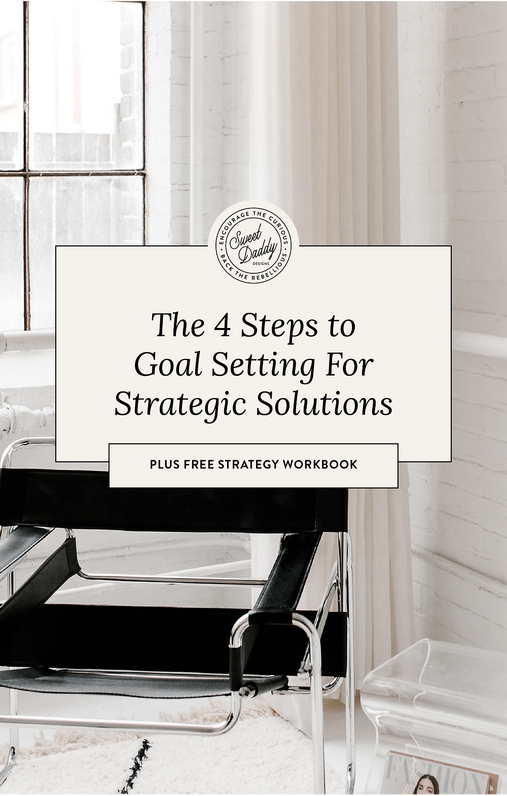 How To set strategic goals