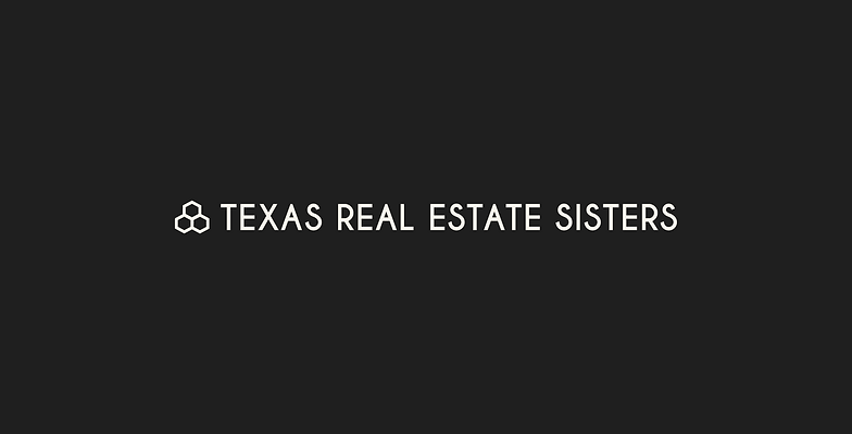Texas Real Estate Sisters Logo Design