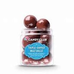 Candy Club Triple Dipped Malt Balls