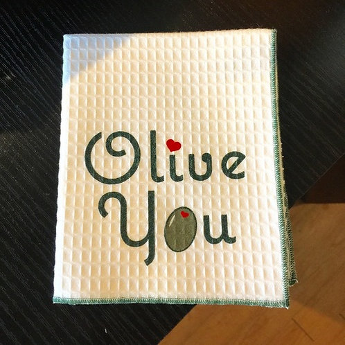 Olive You Facecloths