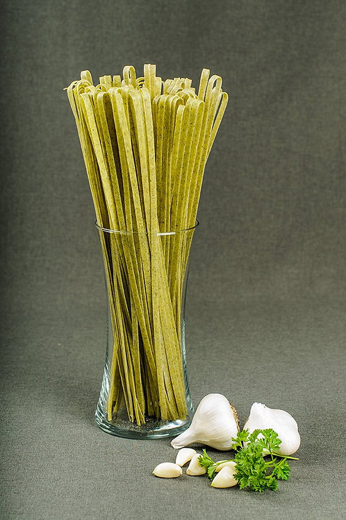 Pappardelle's Garlic Parsley Fettuccine