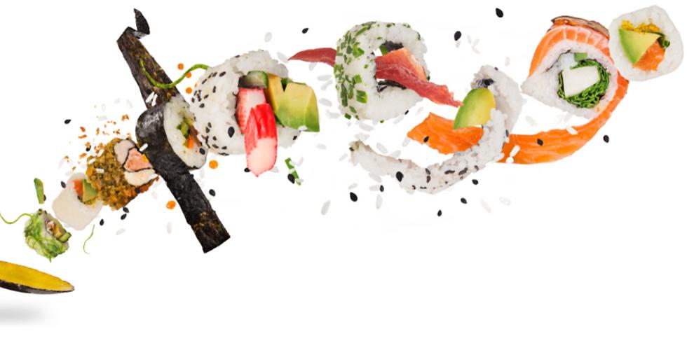 Roll Your Own Sushi & Sake Tasting