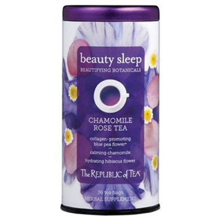 Beauty Sleep Chamomile Rose Tea