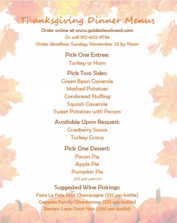 Updated thanksgiving menu.JPG