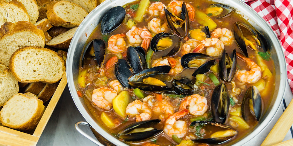 A Taste of Portugal - Portuguese Seafood
