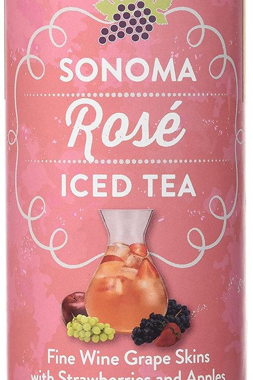 Sonoma Rose Iced Tea