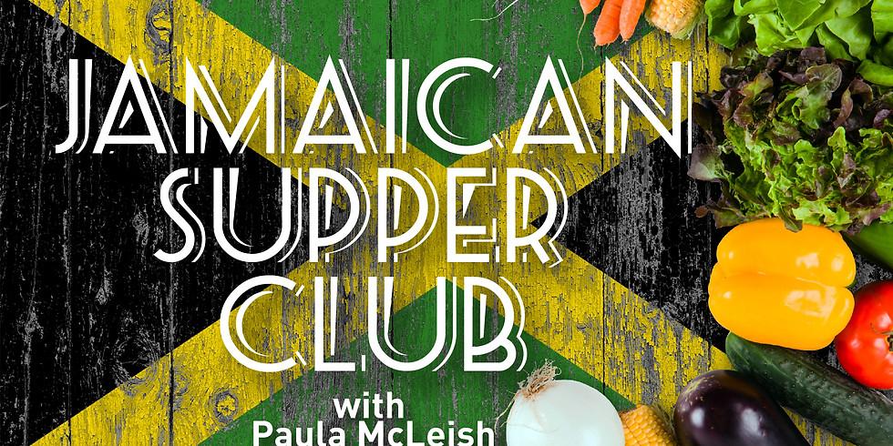 Jamaican Supper Club w/Paula McLeish