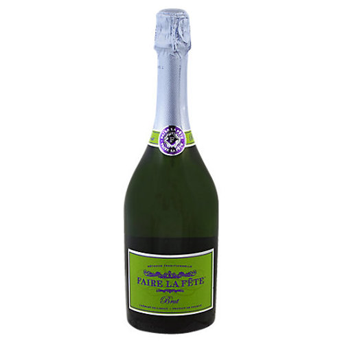 Faire Le Fete Brut Champagne - Easter Dinner Pick Up