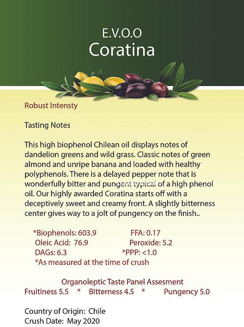 Coratina Australia Ultra Premium Extra Virgin Olive Oil