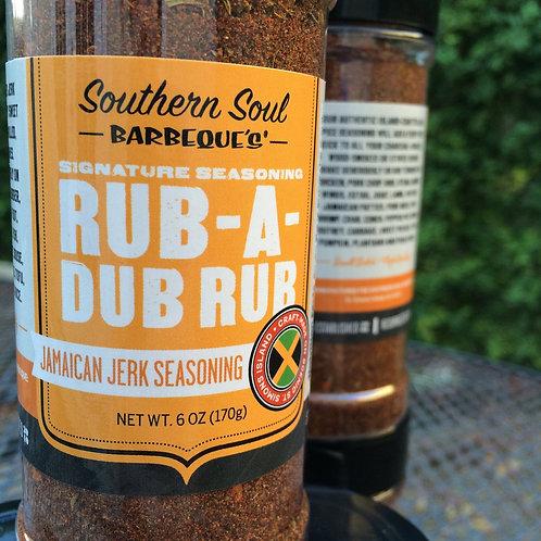 Southern Soul Rub-A-Dub Jamacan Jerk Seasoning