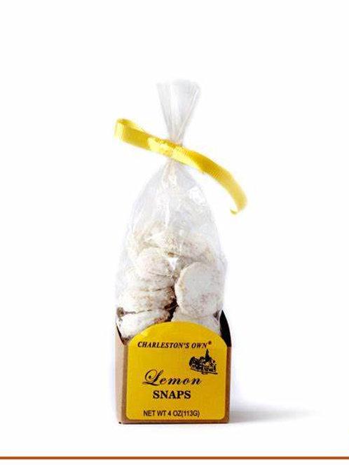 Charleston's Own Lemon Snaps