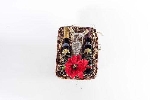 Small Cruet Gift Basket