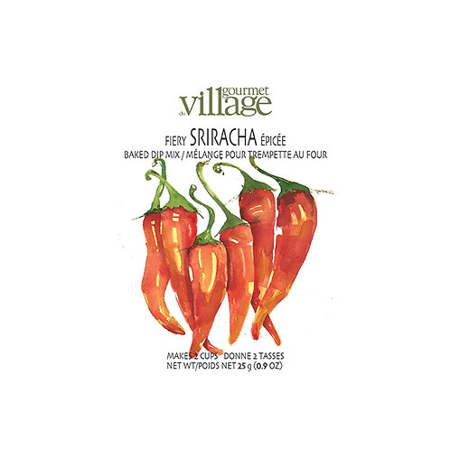 Sriracha Baked Dip Mix