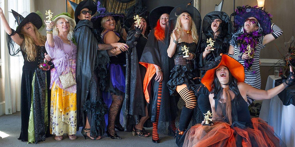 Ghouls Just Want to Have Fun October Ladies Who Lunch