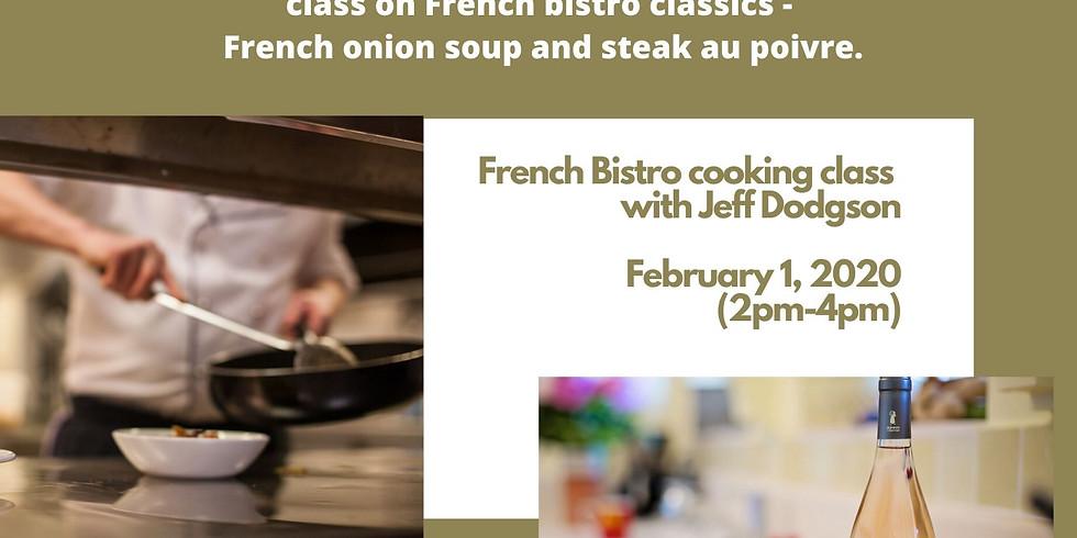 French Bistro with Chef Jeff Dodgson
